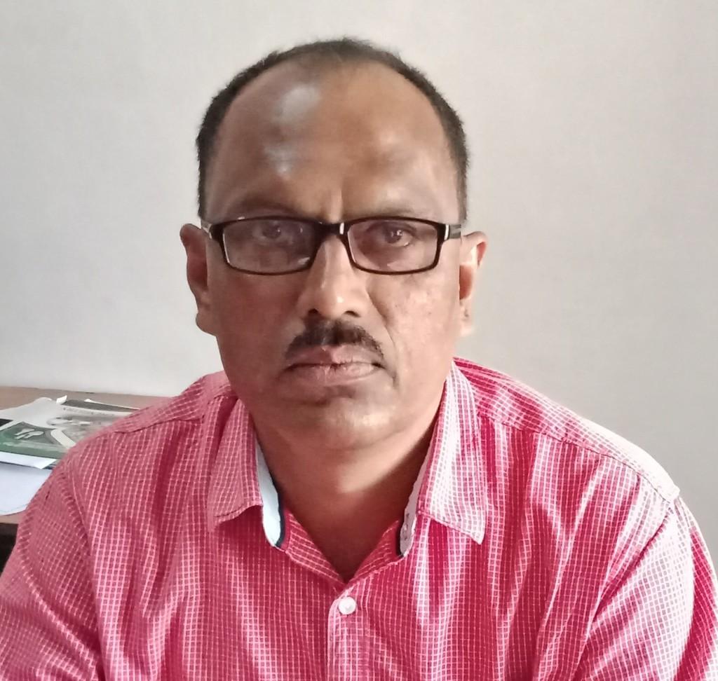 Dr. Patil V